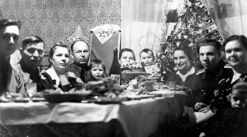 От Рождества до Пасхи